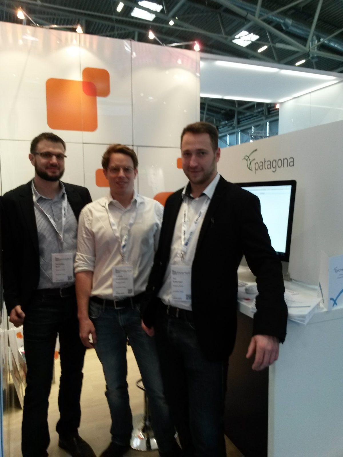 Patagona Internet World München