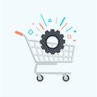 Grafik: Anbindung des Pricemonitors an Ihr Shopsystem