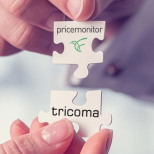 Pricemonitor nun als App für tricoma verfügbar