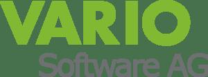 Logo VARIO Software AG