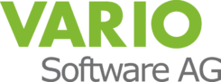 Logo VARIO Software AG